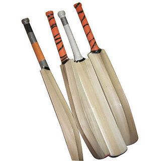 ShopperChoice RW Kashmiri Willow Cricket Bat  (Full Size) Quantity - 1
