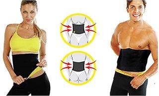 Unisex Tummy Tucker Hot Tummy Shaper Belt