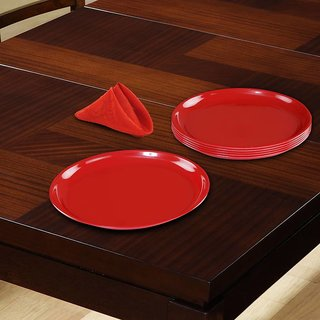 Yourcull 6 Dinner plates Set