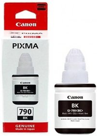 Canon Gi 790 Bottle Single Color Ink(Black)