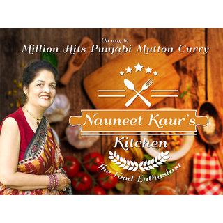 Nauneet Kaur's Kitchen The Food Enthusiast
