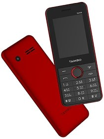 Tambo S2430 Dual Sim Mobile With Camera And Auto Call R