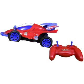 KIDCART Captain America Super Car