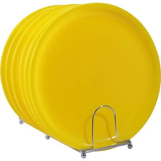 Yourcull 6 piece Quater Plates Set