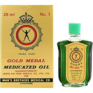 Gold Medal Medicated Oil (25ml)