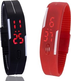 Festival Offer Kids Watch Combo Of Two Digital Band For