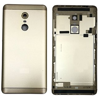 New Housing Body Panel For Redmi Note 4 - Gold Color