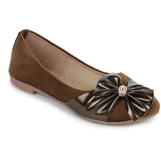 Picktoes Women's Brown Bellies