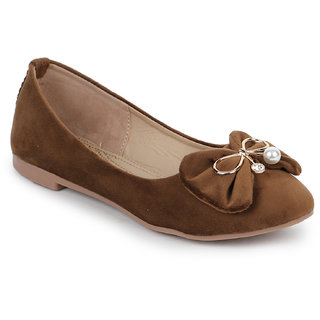Picktoes Women's Tan Bellies