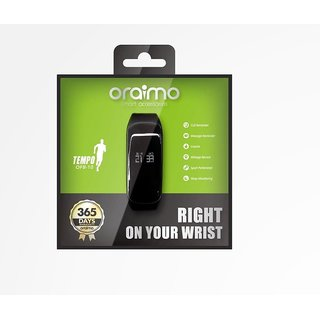 Oraimo Tempo OFB-10 Right On Your Wrist Fit Band
