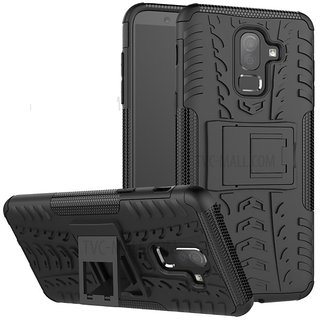 Samsung Galaxy J8 (2018) Tyre Defender Cover Standard Quality
