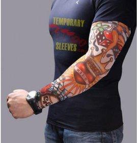 Autoplus Sun Protection Tattoo Arm Sleeves Good Quality (1 Pair)