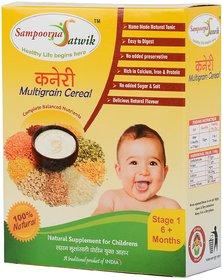 Sampoorna Satwik Multigrain Cereal Stage1, 200gm