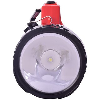 Rock Light RL-740W 5W LASER 16-LED Rechargeable Emergency Torch(Color May Vary)