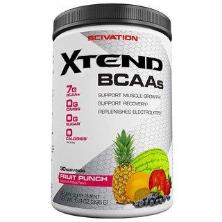 Sap Nutrition Scivation Xtend BCAA 30 Servings - 396 g (Fruit Punch)