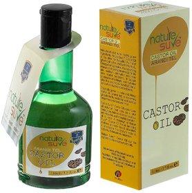 Nature Sure Castor Oil (Arandi Tel) - 1 Pack (110ml)