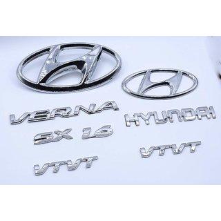 Hyundai Verna SX 1.6 Hyundai Emblem