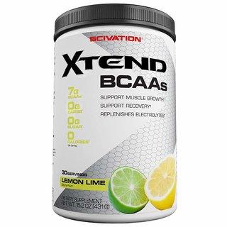 Sap Nutrition Scivation Xtend BCAA 30 Servings - 431g (Lemon Lime)