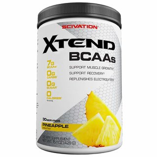 Sap Nutrition Scivation Xtend BCAA 30 Servings - 429g (Pineapple)