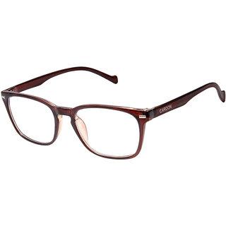 Cardon Brown Wayfarer Full Rim EyeGlass