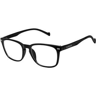 Cardon Black Wayfarer Full Rim EyeGlass