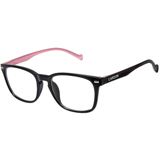 Cardon Black Wayfarer Full Rim EyeGlass