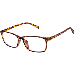 Cardon Tortoise Rectangular Full Rim EyeGlass