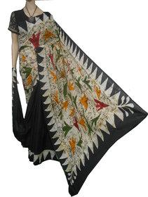 batick cotton saree