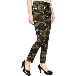 Riya Women  Print women free size jegging leggings  pant or trousers