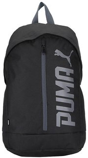 Puma Pioneer Cap Black Backpack