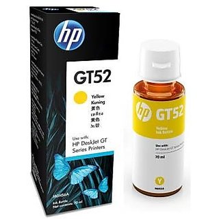HP GT Single Color Ink Yellow