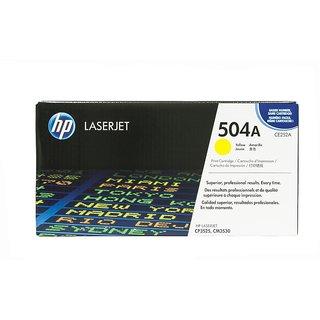HP 504A LASERJET Single Color Toner (Magenta)