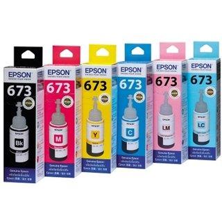 Original Epson Ink Bottles All Colours Set Of 6 For Epson L800