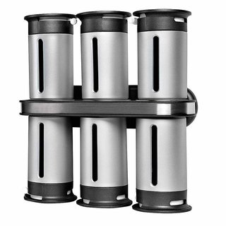 Zero Gravity Wall Mounting Magnetic Spice Rack