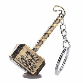 Thor Mjolnir , Thor Hammer Key Chain Metal