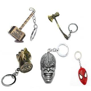 Avengers Superhero Key chain