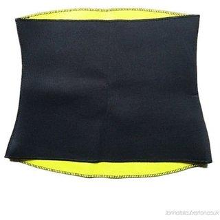 Favourite Deals Smart fabic Shaper Slimming Belt (Black)