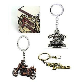 Bullet Bike Key Chain