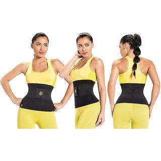 Favourite Deals Trimmer Gym Slim Belt Weight Loss Slimming Belt  (Black)