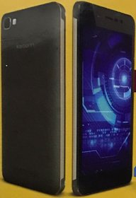 Karbonn K9 Smart (1 GB,8 GB,Sandstone Black)