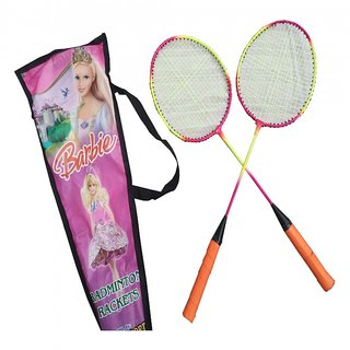 Suraj baby badminton racquets with cover and 2 cocks for your kids SE-BR-09