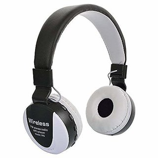 Buy Wireless Full Bass Sound Bluetooth Headphone With Fm Ms 881 Online 999 From Shopclues