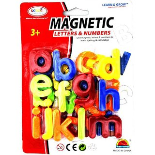 Magnetic Alphabet Small Letters
