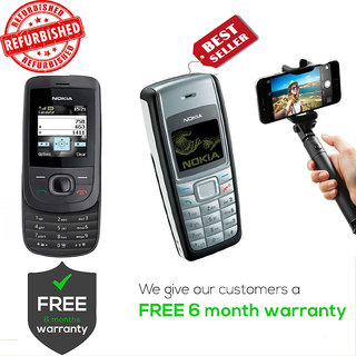 Nokia 2220  1110 Get Selfie Stick