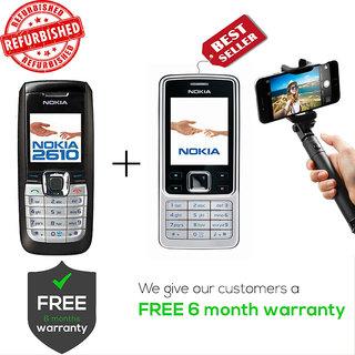 Nokia 2610  6300 Get Selfie Stick