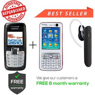 Nokia 2610  N73 Get Wireless BT