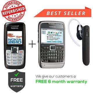 Nokia 2610  E71 Get Wireless BT