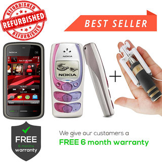Nokia  5233  2300 Get Pocket Selfie