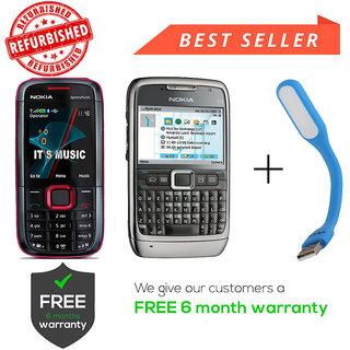 Nokia 5130  E71 Get Usb LED