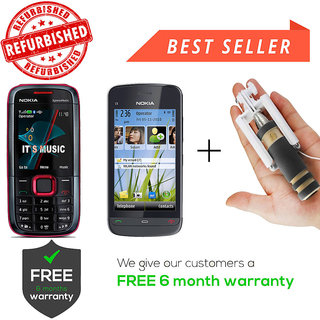 Nokia  5130  C5-03 Get Pocket Selfie